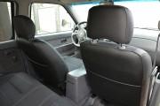 Фото 4 - Чехлы MW Brothers Nissan NP300 II Double Cab (2007-н.д.), серая нить