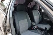 Фото 2 - Чехлы MW Brothers Nissan Almera classic (2006-2013), серая нить