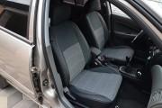 Фото 3 - Чехлы MW Brothers Nissan Almera classic (2006-2013), серая нить