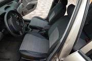 Фото 7 - Чехлы MW Brothers Nissan Almera classic (2006-2013), серая нить