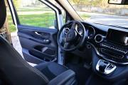 Фото 5 - Чехлы MW Brothers Mercedes-Benz V-Class W447 пассажир (2014-н.д.), серая нить