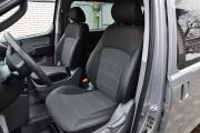 Фото 2 - Чехлы MW Brothers Hyundai H-1 Van II грузовой (1+1) (2007-н.д.), серая нить
