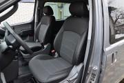 Фото 4 - Чехлы MW Brothers Hyundai H-1 Van II грузовой (1+1) (2007-н.д.), серая нить
