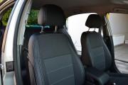 Фото 8 - Чехлы MW Brothers Opel Vectra C (2002-2010), серая нить