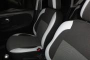 Фото 4 - Чехлы MW Brothers Nissan Note I (2005-2014), светлые вставки + серая нить