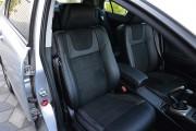 фото 3 - Чехлы MW Brothers Honda Civic 8 4D (2006-2012), серая нить