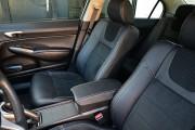 фото 7 - Чехлы MW Brothers Honda Civic 8 4D (2006-2012), серая нить