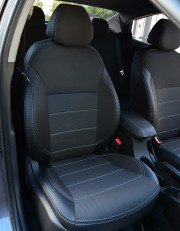 MW Brothers Hyundai Accent IV (Solaris) Hatchback (2011-2017), серая нить