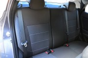 Фото 5 - Чехлы MW Brothers Hyundai Accent IV (Solaris) Hatchback (2011-2017), серая нить