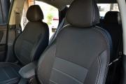 Фото 8 - Чехлы MW Brothers Hyundai Accent IV (Solaris) Hatchback (2011-2017), серая нить