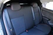 Фото 3 - Чехлы MW Brothers Hyundai Accent IV (Solaris) Hatchback (2011-2017), красная нить