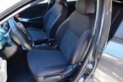 Фото 4 - Чехлы MW Brothers Hyundai Accent IV (Solaris) Hatchback (2011-2017), красная нить