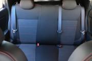Фото 7 - Чехлы MW Brothers Hyundai Accent IV (Solaris) Hatchback (2011-2017), красная нить