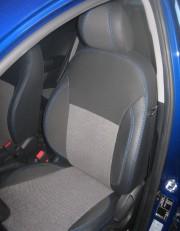 MW Brothers Hyundai Accent IV (Solaris) Hatchback (2011-2017), синяя нить