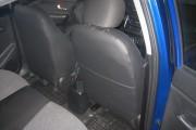 Фото 5 - Чехлы MW Brothers Hyundai Accent IV (Solaris) Hatchback (2011-2017), синяя нить