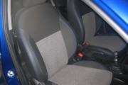 Фото 8 - Чехлы MW Brothers Hyundai Accent IV (Solaris) Hatchback (2011-2017), синяя нить