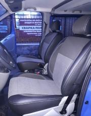 MW Brothers Nissan Primastar пассажир (2001-2014), серая нить