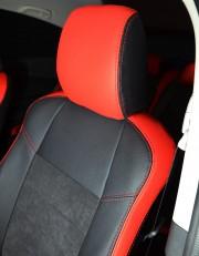 MW Brothers Mazda 6 III (2013-2018), красные вставки + красная нить