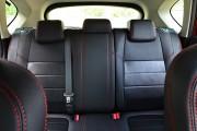 Фото 5 - Чехлы MW Brothers Mazda CX-5 (2012-2014), красная нить (натуральная кожа)