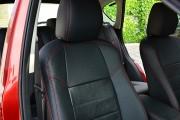 Фото 7 - Чехлы MW Brothers Mazda CX-5 (2012-2014), красная нить (натуральная кожа)