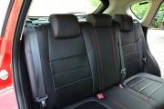 Фото 8 - Чехлы MW Brothers Mazda CX-5 (2012-2014), красная нить (натуральная кожа)