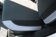 Фото 4 - Чехлы MW Brothers Nissan X-Trail T31 SE, XE (2007-2013), светлые вставки + серая нить