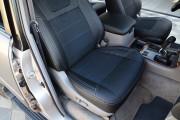 Фото 7 - Чехлы MW Brothers Lexus LX 470 (1998-2007), серая нить