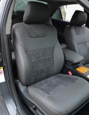 MW Brothers Toyota Camry XV 40/45 (2006-2011), графит + серая нить