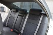Фото 7 - Чехлы MW Brothers Toyota Camry XV 40/45 (2006-2011), графит + серая нить