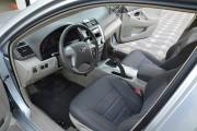 Фото 8 - Чехлы MW Brothers Toyota Camry XV 40/45 (2006-2011), графит + серая нить