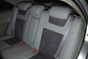 Фото 4 - Чехлы MW Brothers Toyota Camry XV 40/45 (2006-2011), светло-серые + графитовая алькантара