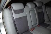 Фото 7 - Чехлы MW Brothers Toyota Camry XV 40/45 (2006-2011), светло-серые + графитовая алькантара