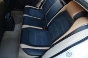 Фото 6 - Чехлы MW Brothers Volkswagen Jetta VI (2016-н.д) рестайлинг, бежевые вставки