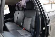 фото 4 - Чехлы MW Brothers Toyota Tundra III (2014-н.д.), серая нить