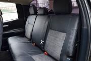 фото 6 - Чехлы MW Brothers Toyota Tundra III (2014-н.д.), серая нить