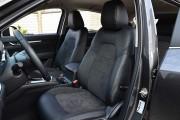 Фото 2 - Чехлы MW Brothers Mazda CX-5 II (2017-н.д.), черная нить
