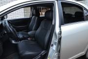 Фото 2 - Чехлы MW Brothers Toyota Avensis II (2002-2008), серая нить
