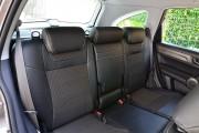 Фото 5 - Чехлы MW Brothers Honda CR-V III (2006-2012), серая нить