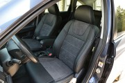 фото 2 - Чехлы MW Brothers Honda CR-V III (2006-2012), серая нить