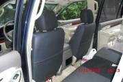 Фото 7 - Чехлы MW Brothers Lexus GX 470 (2003-2009), серая нить
