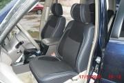 Фото 8 - Чехлы MW Brothers Lexus GX 470 (2003-2009), серая нить