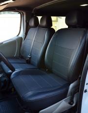 MW Brothers Opel Vivaro I (2001-2014) грузовой (1+2), серая нить