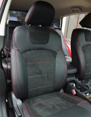 MW Brothers Subaru XV (2011-2017), красная нить