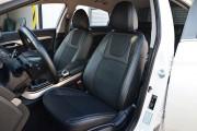 Фото 7 - Чехлы MW Brothers Hyundai I40 (2011-н.д.), серая нить