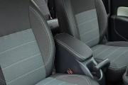 Фото 4 - Чехлы MW Brothers Mercedes-Benz Citan Furgon (W415) (2012-н.д.), серая нить