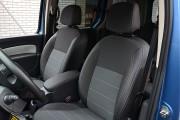 Фото 3 - Чехлы MW Brothers Mercedes-Benz Citan Kombi (W415) (2012-н.д.), серая нить