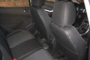 Фото 2 - Чехлы MW Brothers Peugeot 308 I (2007-2014), серая нить