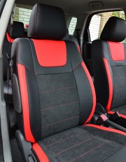 MW Brothers Suzuki SX4 I (2006-2014), красные вставки