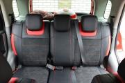 Фото 6 - Чехлы MW Brothers Suzuki SX4 I (2006-2014), красные вставки