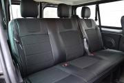 Фото 8 - Чехлы MW Brothers Renault Trafic III (2014-н.д.) пассажир, серая нить